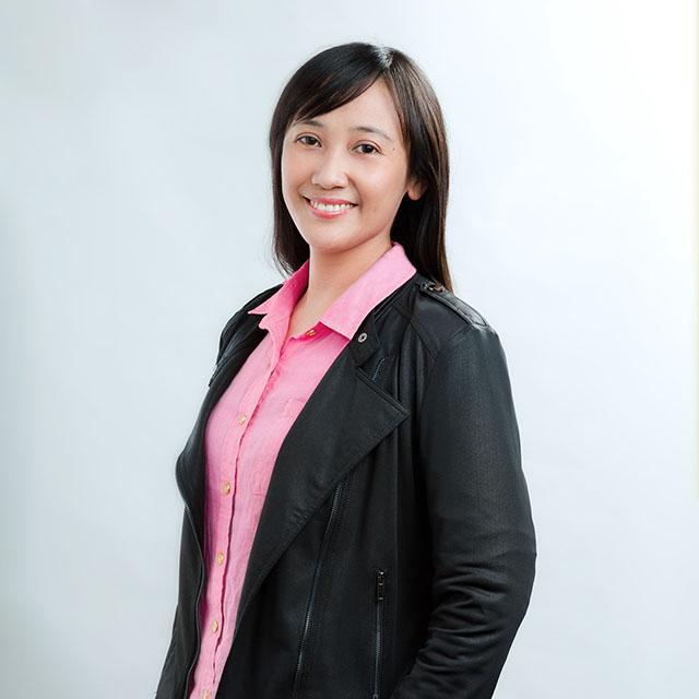 高惠美 社工師